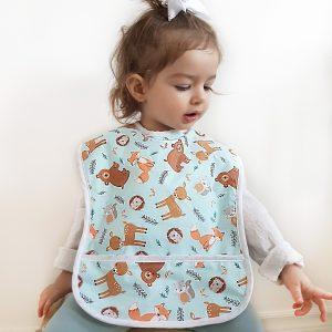 Bib for 0-6 year-olds