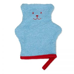 Washcloth gloves