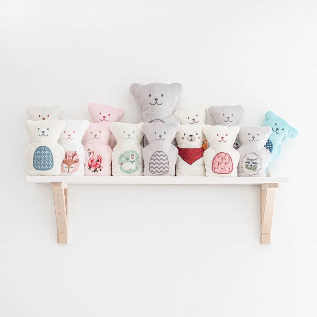Béké-Bobo's therapeutic bears collection