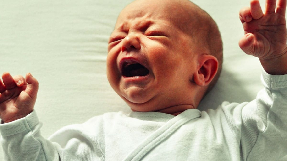 5 tips that really work to relieve baby colic naturally